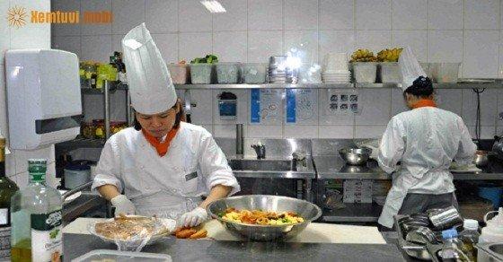 Xem phong thủy bếp nhà hàng khách sạn
