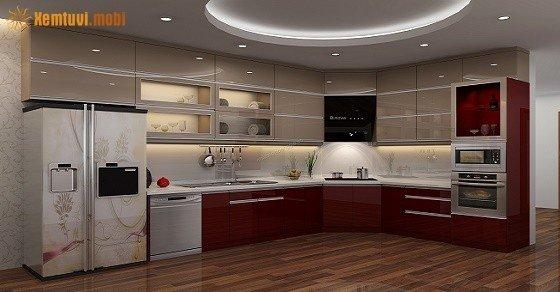 Phong thủy nhà bếp cho người tuổi Tuất