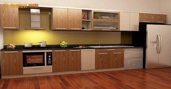 Thiết kế trang trí phòng bếp - nhà bếp theo phong thủy đẹp và tốt
