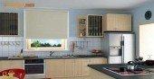 Cách bố trí phòng bếp - nhà bếp theo phong thủy tốt cho gia đình