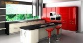 Cách bài trí phòng bếp để tăng vượng khí