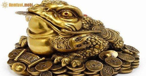 Cóc ngậm tiền vàng