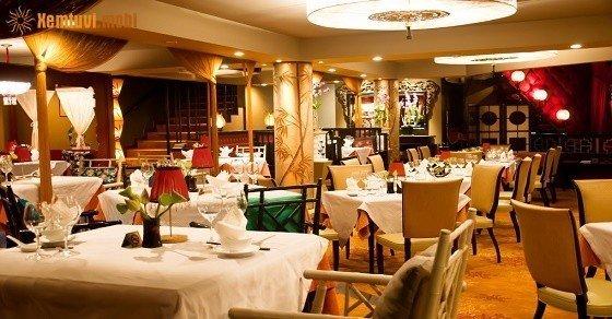Phong thủy cửa hàng ăn uống