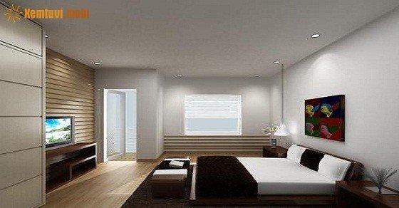 Phòng ngủ và cửa phòng ngủ trong phong thủy