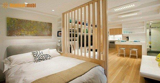 Khắc phục vị trí phong thủy giường gần cửa ra vào