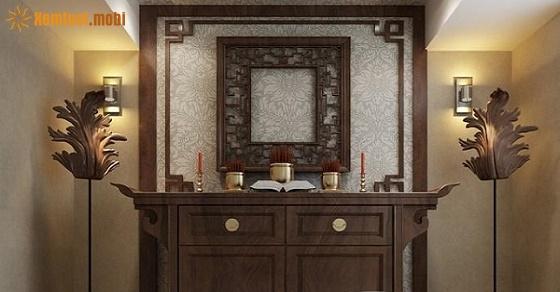 hướng bàn thờ cho người tuổi Sửu