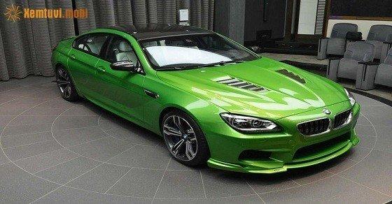 Người mệnh Hỏa nên chọn một chiếc xe màu xanh lá cây vì hợp với mệnh của mình