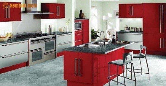 Xem phong thủy phòng bếp - nhà bếp cho người mệnh Hỏa