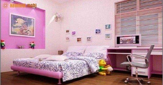 Phong thủy phòng ngủ cho bé ngủ ngon và khỏe mạnh