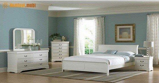 Phòng ngủ cho người mệnh Thủy phát lộc