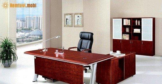 Phong thủy văn phòng, bàn làm việc cho người tuổi Tý