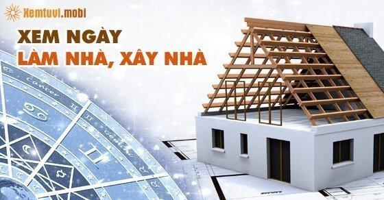 Ngày tốt để động thổ, xây nhà trong tháng 2 năm 2017