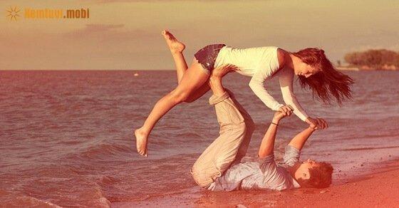 Họ rất lãng mạn và hết lòng yêu thương