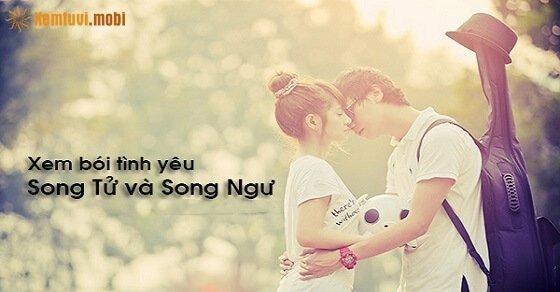 Tình yêu Song Ngư - Song Tử