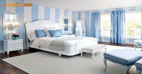 7 nguyên tắc kê giường ngủ đúng cách