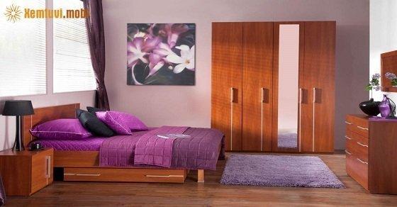 Cách đặt hướng giường ngủ theo phong thủy