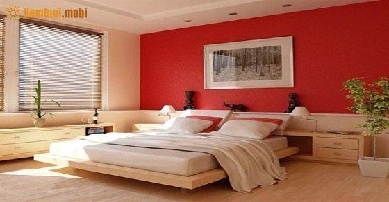 chọn hướng kê giường ngủ theo phong thủy