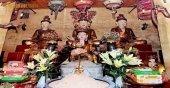 Văn khấn lễ tại tam tòa Thánh Mẫu – Lễ vật cúng tại tam tòa Thánh Mẫu