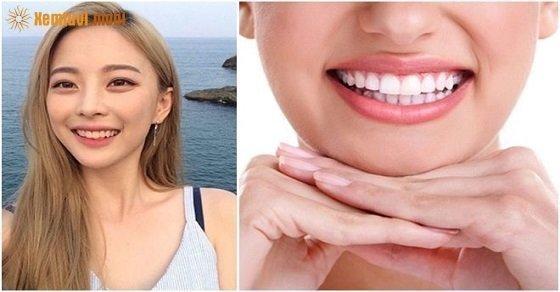 Đoán tưóng qua hàm răng