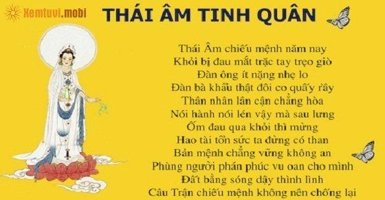 Sao Thái Âm là gì - Ý nghĩa của Sao Thái Âm là gì, tốt hay xấu?