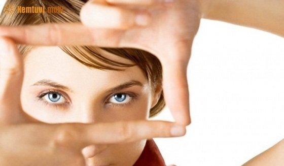 Điềm báo nháy mắt trái hên hay xui