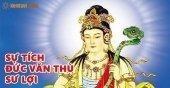 Văn Thù Bồ Tát là ai - Vị thế của Phật văn thù bồ tát trong Phật giáo