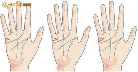 Xem bói chỉ tay phụ nữ đường hôn nhân