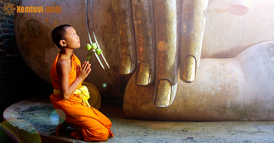 Phật duyên là một loại tâm cảnh bình hòa