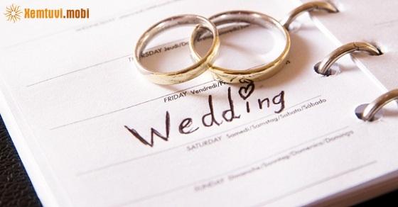 Chọn ngày tốt cưới hỏi tháng 2 năm 2019