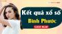 XSBP 30/3 - SXBP 30/3 - Xổ số Bình Phước ngày 30 tháng 3 năm 2019 thứ 7