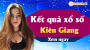 XSKG 24/3 - SXKG 24/3 - Xổ số Kiên Giang ngày 24 tháng 3 năm 2019 chủ nhật