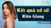 XSKG 31/3 - SXKG 31/3 - Xổ số Kiên Giang ngày 31 tháng 3 năm 2019 chủ nhật