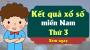 XSMN thứ 3 - XSMN T3 - SXMN thứ 3 - xổ số miền nam thứ ba hàng tuần