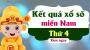 XSMN Thứ 4 – XSMNTHU4 – XSMN T4 – Xổ số miền Nam Thứ Tư hàng tuần
