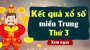 XSMT Thứ 3 - XSMT T3 - SXMT Thứ 3 - Xổ số miền Trung Thứ 3 hàng tuần