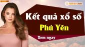 XSPY 1/4 - SXPY 1/4 - Xổ số Phú Yên hôm nay ngày 1 tháng 4 năm 2019 Thứ Hai