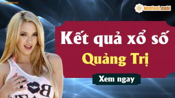 XSQT 21/3 - SXQT 21/3 - Xổ số Quảng Trị hôm nay ngày 21 tháng 3 năm 2019 Thứ Năm