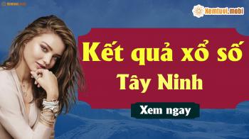 XSTN 21/3 - SXTN 21/3 - Xổ số Tây Ninh ngày 21 tháng 3 năm 2019 thứ 5