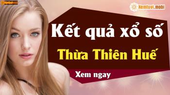 XSTTH 1/4 - SXTTH 1/4 - Xổ số Thừa Thiên Huế hôm nay ngày 1 tháng 4 năm 2019 Thứ Hai