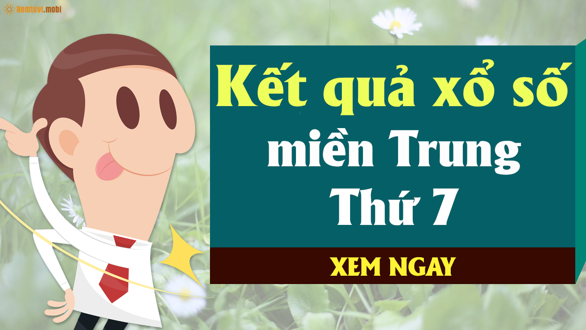 Xem ngay KQ XSMT T7 hàng tuần miễn phí ở đây