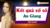 XSAG 4/4 - SXAG 4/4 - Xổ số An Giang ngày 4 tháng 4 năm 2019 thứ 5
