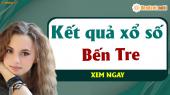 XSBT 2/4 - SXBT 2/4 - Xổ số Bến Tre ngày 2 tháng 4 năm 2019 thứ 3