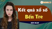 XSBT 23/4 - SXBT 23/4 - Xổ số Bến Tre ngày 23 tháng 4 năm 2019 thứ 3