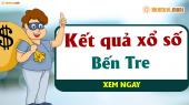 XSBT 30/4 - SXBT 30/4 - Xổ số Bến Tre ngày 30 tháng 4 năm 2019 thứ 3