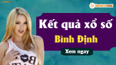 XSBDI 18/4 - SXBDI 18/4 - Xổ số Bình Định hôm nay ngày 18 tháng 4 năm 2019 Thứ Năm