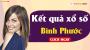 XSBP 27/4 - SXBP 27/4 - Xổ số Bình Phước ngày 27 tháng 4 năm 2019 thứ 7