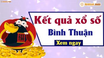 XSBTH 11/4 - SXBTH 11/4 - Xổ số Bình Thuận ngày 11 tháng 4 năm 2019 thứ 5