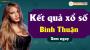 XSBTH 18/4 - SXBTH 18/4 - Xổ số Bình Thuận ngày 18 tháng 4 năm 2019 thứ 5