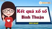 XSBTH 2/5 - SXBTH 2/5 - Xổ số Bình Thuận ngày 2 tháng 5 năm 2019 thứ 5