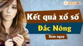 XSDNO 6/4 - SXDNO 6/4 - Xổ số Đắc Nông hôm nay ngày 6 tháng 4 năm 2019 Thứ Bảy